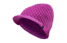 The North Face Chunky Knit Visor Beanie pamploma violet